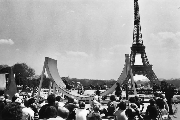 «C'était la folie, tout était à inventer» : le skateboard, plus de 50 ans d'histoire à Paris
