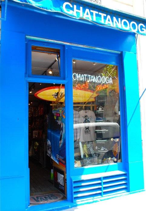 Facade chattanooga Paris