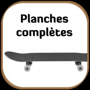 Planches complètes